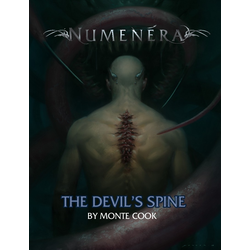 Numenera: The Devil's Spine