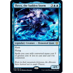 Magic löskort: Theros: Beyond Death: Thryx, the Sudden Storm