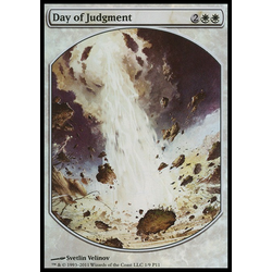 Magic löskort: Zendikar: Day of Judgment (Player Reward Foil)