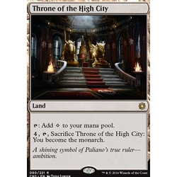 Magic löskort: Conspiracy: Take the Crown: Throne of the High City
