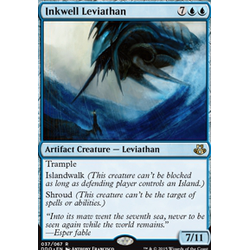 Magic löskort: Duel Decks: Elspeth vs. Kiora: Inkwell Leviathan
