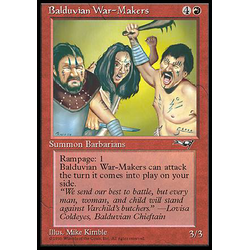Magic löskort: Alliances: Balduvian War-Makers