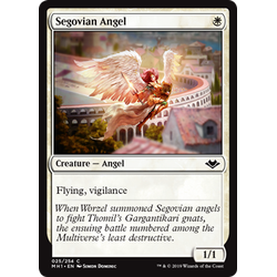 Magic löskort: Modern Horizons: Segovian Angel
