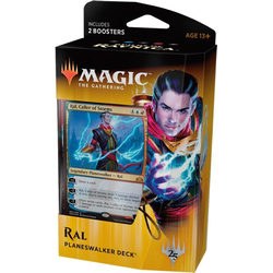 Magic The Gathering: Guilds of Ravnica Planeswalker Deck - Ral