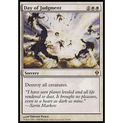 Magic löskort: Zendikar: Day of Judgment