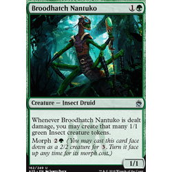 Magic löskort: Masters 25: Broodhatch Nantuko