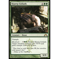 Magic löskort: Gatecrash: Skarrg Goliath