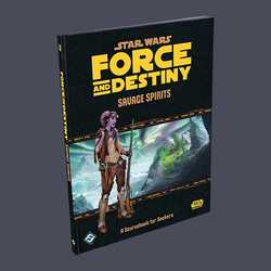 Star Wars: Force and Destiny: Savage Spirits