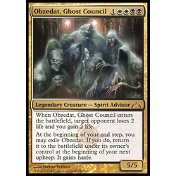 Magic löskort: Gatecrash: Obzedat, Ghost Council