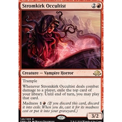 Magic löskort: Eldritch Moon: Stromkirk Occultist