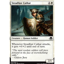 Magic löskort: Eldritch Moon: Steadfast Cathar