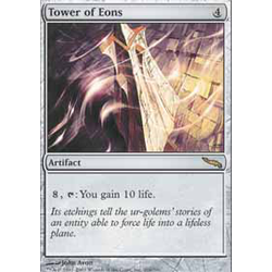 Magic löskort: Mirrodin: Tower of Eons
