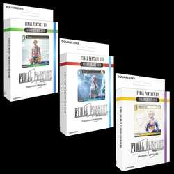 Final Fantasy TCG: Final Fantasy XIII Starter Set 2018