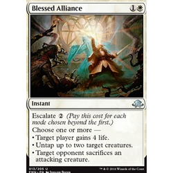 Magic löskort: Eldritch Moon: Blessed Alliance