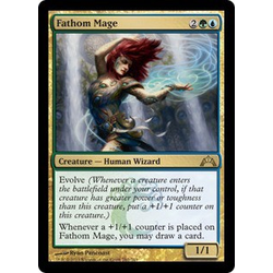 Magic löskort: Gatecrash: Fathom Mage
