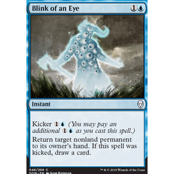 Magic löskort: Dominaria: Blink of an Eye