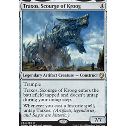 Magic löskort: Dominaria: Traxos, Scourge of Kroog