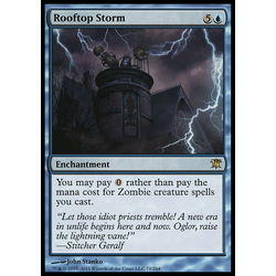 Magic löskort: Innistrad: Rooftop Storm