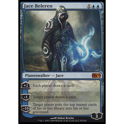 Magic löskort: M10: Jace Beleren