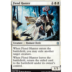 Magic löskort: Commander Anthology: Fiend Hunter