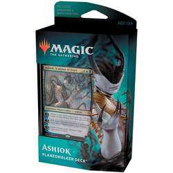 Magic The Gathering: Theros Beyond Death Planeswalker Deck - Ashiok (blue/black)