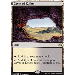 Magic löskort: Origins: Caves of Koilos