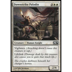 Magic löskort: Magic 2014: Dawnstrike Paladin