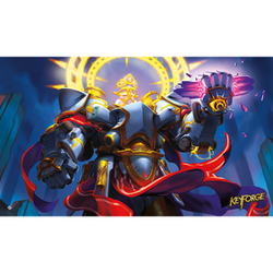 KeyForge: Game Mat - Grim Resolve