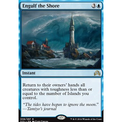 Magic löskort: Shadows over Innistrad: Engulf the Shore (Foil)