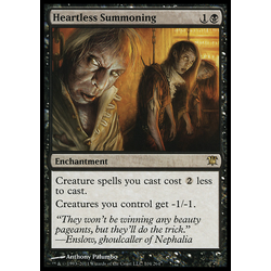 Magic löskort: Innistrad: Heartless Summoning