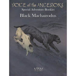 Würm: Voice of the Ancestors - Black Machairodus