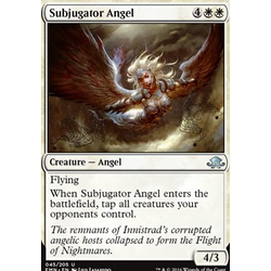 Magic löskort: Eldritch Moon: Subjugator Angel