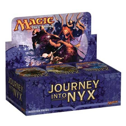 Magic The Gathering: Journey into Nyx Display (36-pack, Portugisisk)