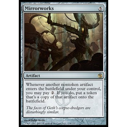 Magic löskort: Mirrodin Besieged: Mirrorworks