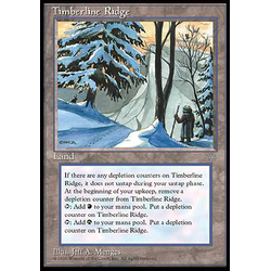 Magic löskort: Ice Age: Timberline Ridge