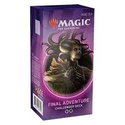Magic The Gathering: Challenger Deck 2020 Final Adventure