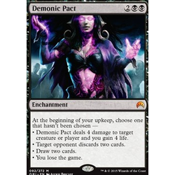 Magic löskort: Origins: Demonic Pact