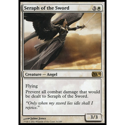 Magic löskort: Magic 2014: Seraph of the Sword