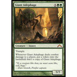 Magic löskort: Gatecrash: Giant Adephage