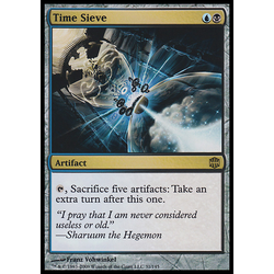 Magic löskort: Alara Reborn: Time Sieve