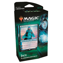 Magic The Gathering: War of the Spark Planeswalker Deck - Jace