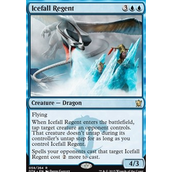 Magic löskort: Dragons of Tarkir: Icefall Regent