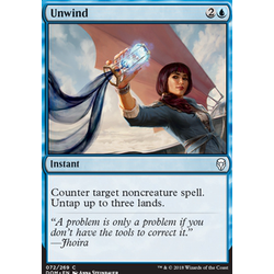 Magic löskort: Dominaria: Unwind