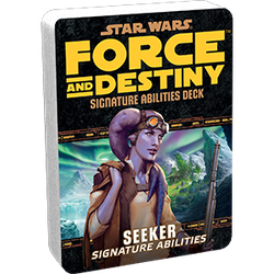 Star Wars: Force and Destiny: Specialization Deck Seeker Executioner