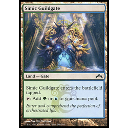 Magic löskort: Gatecrash: Simic Guildgate