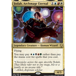 Magic löskort: Dominaria: Jodah, Archmage Eternal