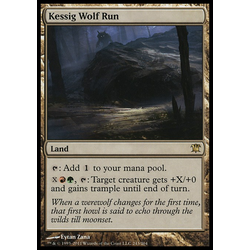 Magic löskort: Innistrad: Kessig Wolf Run