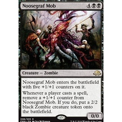 Magic löskort: Eldritch Moon: Noosegraf Mob