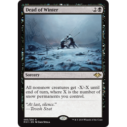 Magic löskort: Modern Horizons: Dead of Winter