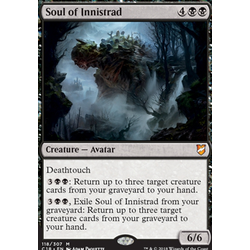Magic löskort: Commander 2018: Soul of Innistrad